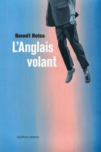 Benoît Reiss à l'Hirondaine lance L'Anglais volant