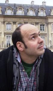 Yànnis Palavos invité du festival Lettres d'Europe et d'Ailleurs à l'Institut du Monde Arabe