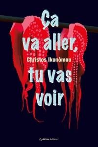 Chrìstos Ikonòmou est à Angoulême