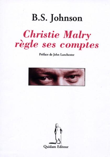 Christie Malry règle ses comptes