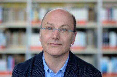 Luc Blanvillain aux Cafés littéraires de Montélimar